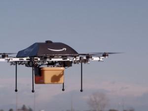 Amazon Prime Air ou la livraison assistée par Drone